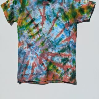 XS Fruity Pebble TyeDye