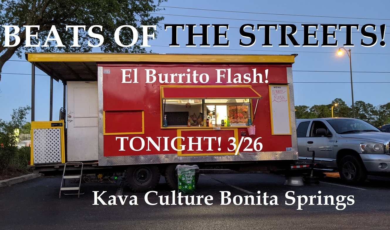 beats of the streets || el burrito flash